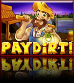 Play Paydirt Slot at Silversands Casino